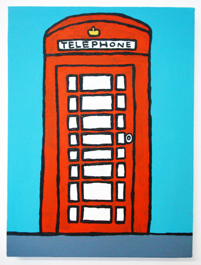 App Store how to draw a telephone box was