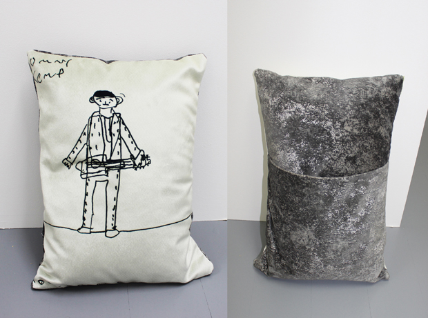 Rock n' Roll cushion