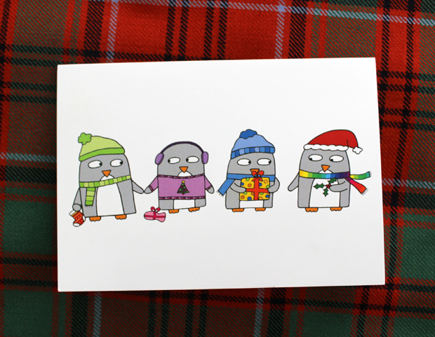 Christmas Cards by Ruth Mutch