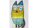 Beastie Owl Cat