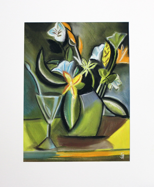 Still Life After Picasso