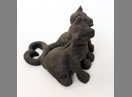 Black Clay Cats