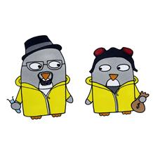 Penguins on Screen