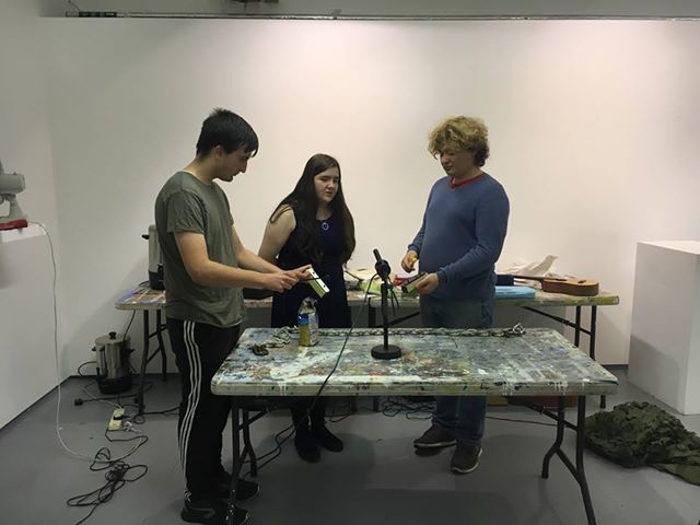 Performance workshop: Foley Art - Project Ability