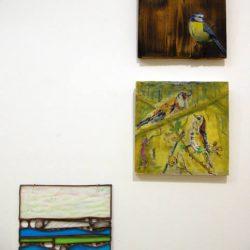 Top to bottom: Tracy Gorman / Alan Moore / Marlies Hyman
