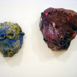 (L-R) Lachlan Mulheran - Mask, Vincent May - Mask
