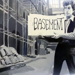 Basement by Margaret Booth