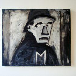 'M le Maudit' by David Bradley