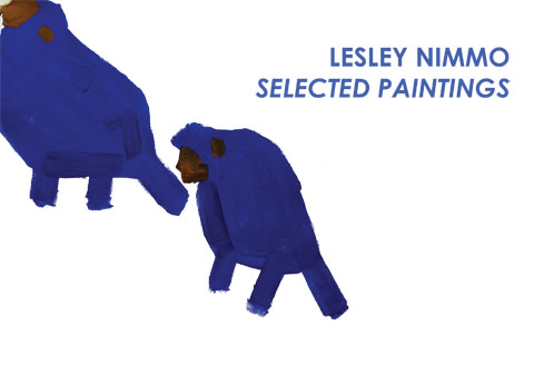 Lesley Nimmo - Selected Paintings