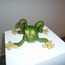 Frog by Cameron Morgan
