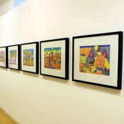Installation view - Luigi Bertonesi