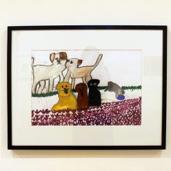 'Dogs' by Catherine Rankine