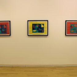Installation view - Catherine Rankine