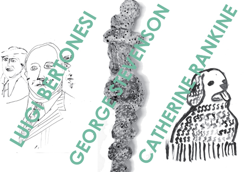Solo Showcases Luigi Bertonesi George Stevenson Catherine Rankine