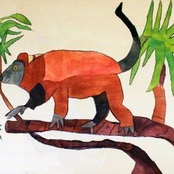 'Lemur' by Andrew Boyle