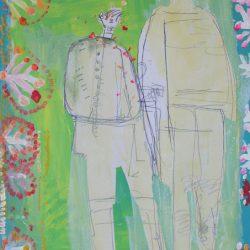 'Two Men' by Jim Douglas