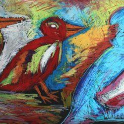 'Ducks' by Jonathan McKinstray