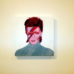 'David Bowie' by Michael Earll