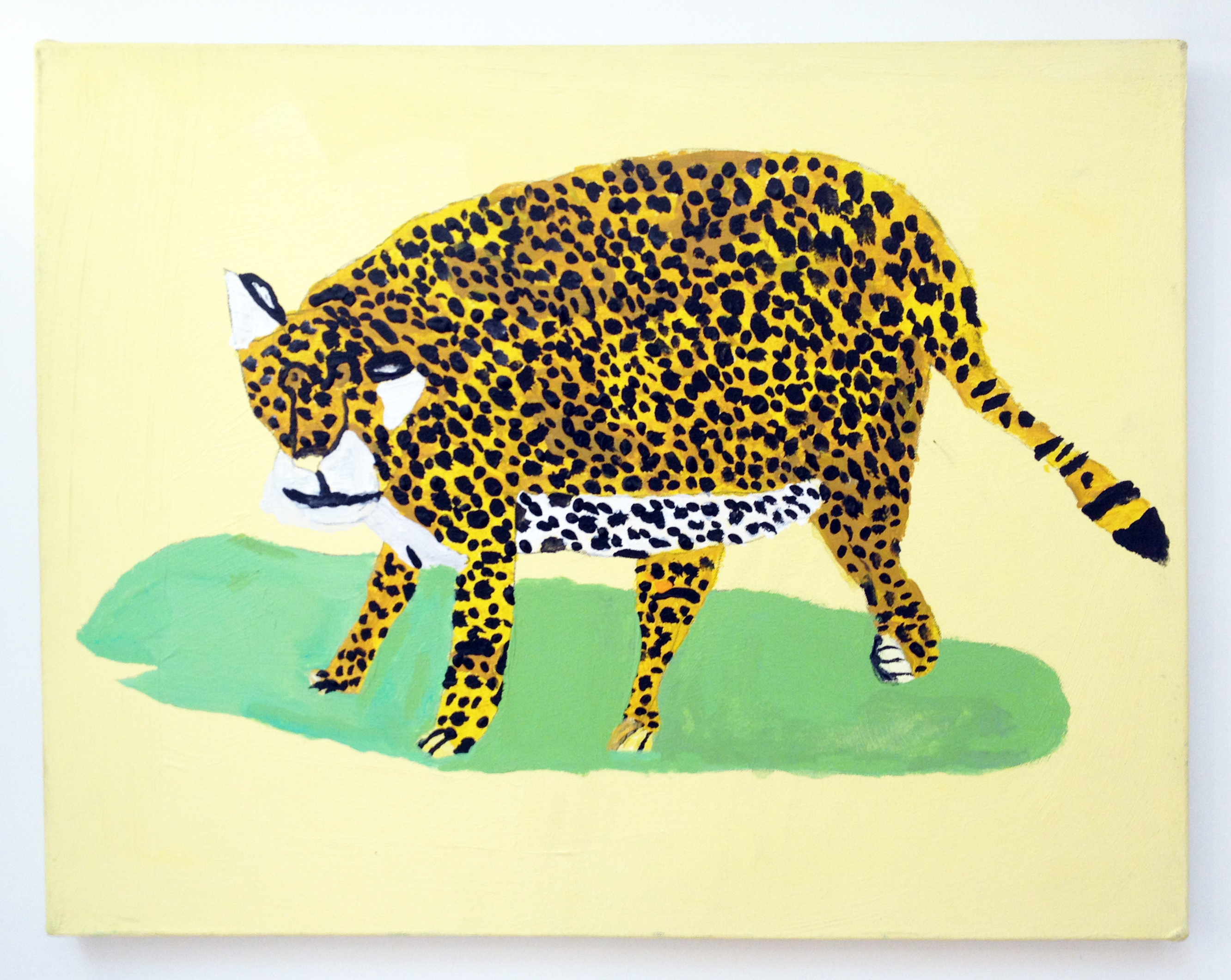 Artwork of the Week – 'Cheetah' by Andrew Boyle