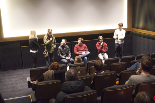 Young Talent on Screen at GFT – February 2014
