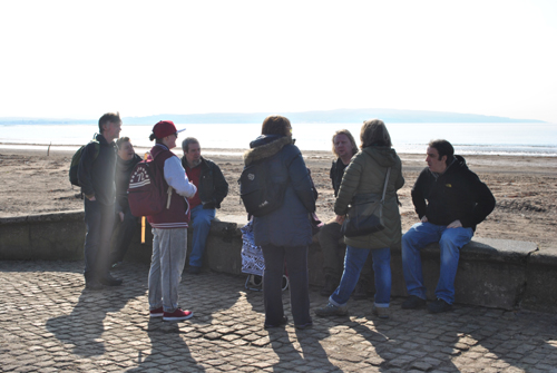 ReConnect artists in Troon