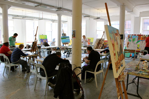 Hold the date! International summit for artists with learning disabilities and their studios