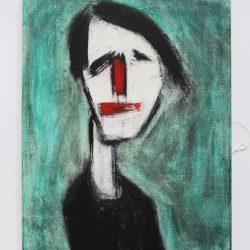 'Untitled' by David Bradley