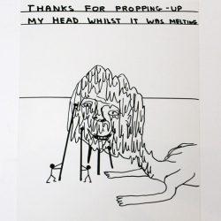 'Untitled' by David Shrigley