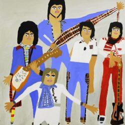 'Bay City Rollers' by Doreen Kay