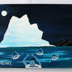 'Titanic' by Edward Henry
