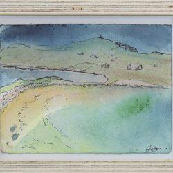 'Bannamin Beach' by J.R. Ewen