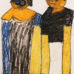 'Sandi and Alison' by Lewis Scott
