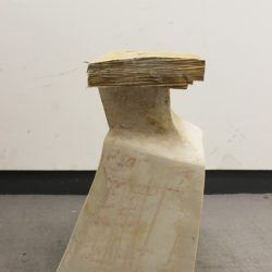 'Untitled (small table)' by Nick Evans