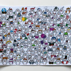 'Where is Penguin Wally?' by Ruth Mutch