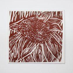'Autumn Sunflower' By Sammi Penrice