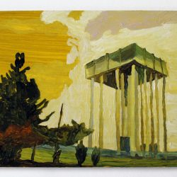 'Glasgow Watertower' by Sarah Grant
