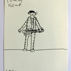 'Rocknroll' by Tommy Kemp