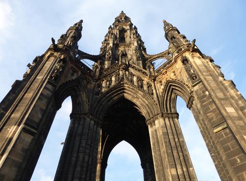 Walking Group – Week 2 - Edinburgh