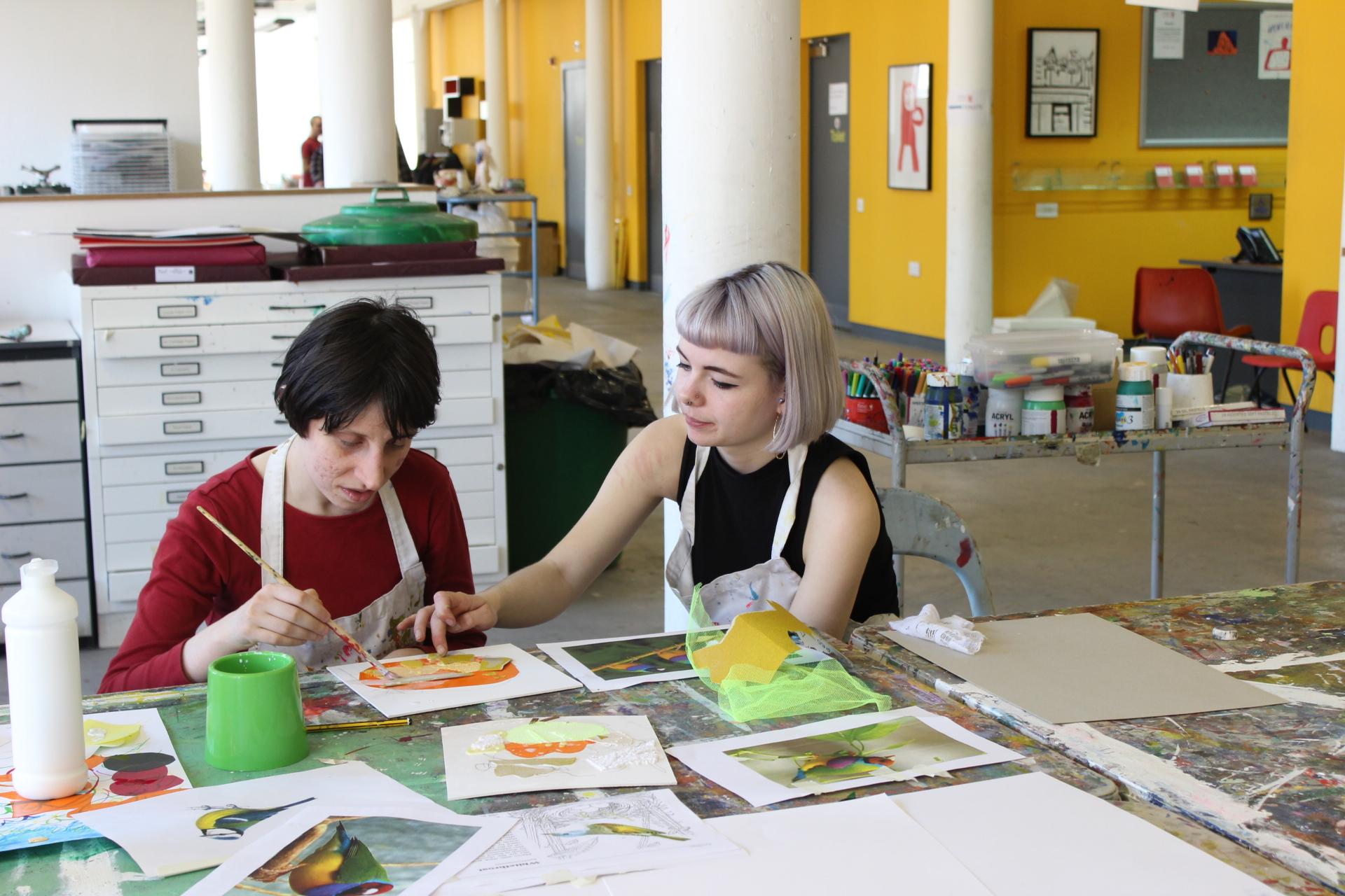 Meet the Volunteers – Emma Aitken
