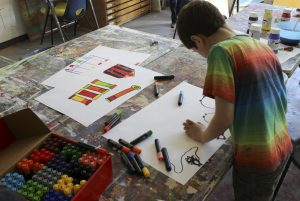 Create Visual Arts Classes