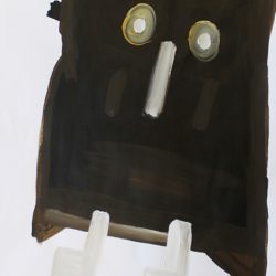 'Barn Owl' by Lesley Nimmo