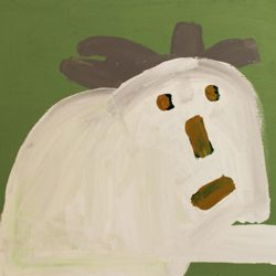 'Goat' by Lesley Nimmo