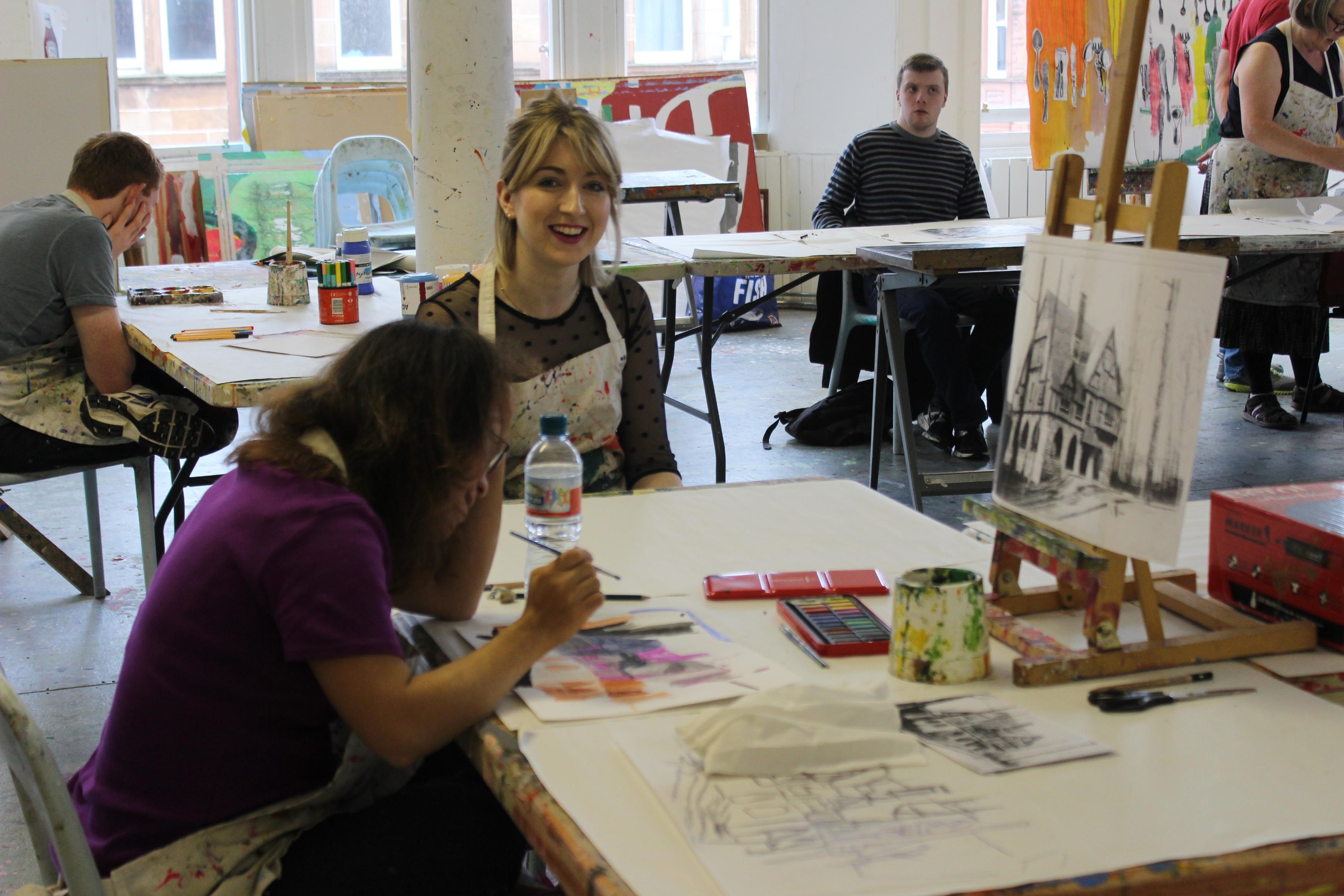 Meet the Volunteers – Stephanie Allan