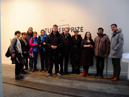 The Turner Prize with Clare Hume