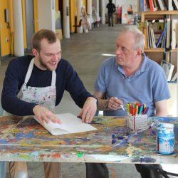 meet the volunteers – Nick Gordon