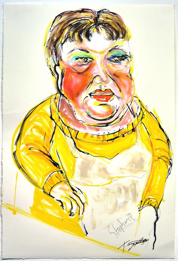 Stephanie Laird' by Tanya Raabe-Webber