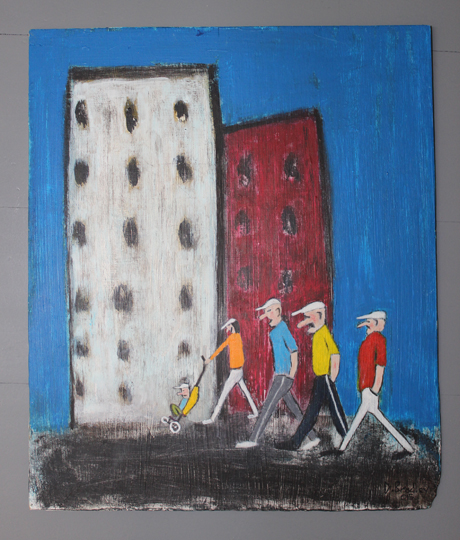 Urban Streets' by David Bradley