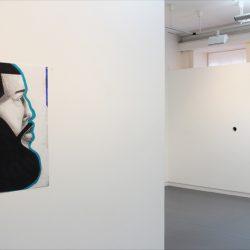 Left:'Self-Examination' 2015