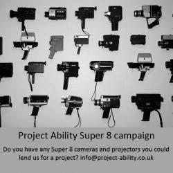 Project Ability Super 8 Campaign