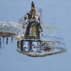 Ralph Douglas. 'Kelvingrove Park Fountain'.